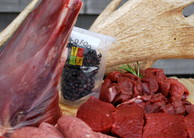buy Welsh Venison Centre hamper online